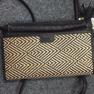 Fossil Bags - Fossil Crossbody Wallet Purse